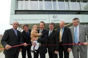 Logitech International SA: Logitech inaugure le Daniel Borel Innovation Center sur le campus de l'Ecole Polytechnique Fédérale de Lausanne / Une cérémonie d'inauguration qui célèbre l'esprit d'innovation du co-fondateur de Logitech