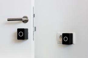Noki: Grazer Start-up Noki entwickelt intelligentes Türschloss der Zukunft