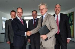 Messe Berlin GmbH: Messe Berlin und Wolfsburg AG verlängern Zusammenarbeit zur IZB bis 2022
