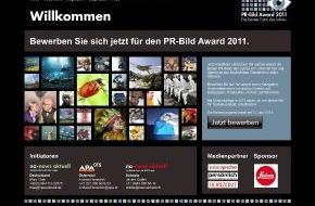 news aktuell GmbH: Die besten PR-Bilder aus Deutschland, Österreich und der Schweiz: Nur noch bis zum 10. Juni Fotos einreichen für den PR-Bild Award 2011 (mit Bild)
