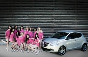 Lancia / Fiat Group Automobiles Switzerland SA: Lancia: Neuer Ypsilon für die neue Miss Schweiz