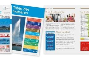 local.ch: Le nouveau Local Guide Genève: Toutes les informations réunies dans un seul annuaire