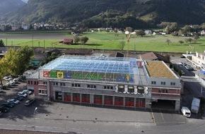 ecco-jäger Früchte und Gemüse AG: ecco-jäger errichtet größte Dachfarm der Schweiz zur klimafreundlichen Fisch- und Gemüseproduktion