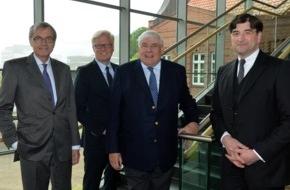 OETKER-GRUPPE: Weichen für die Zukunft gestellt - Oetker-Gruppe auf Wachstumskurs / Ordentliche Entwicklung im Geschäftsjahr 2014