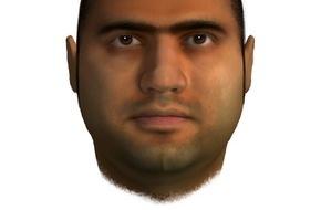 Polizeiinspektion Cuxhaven: POL-CUX: Polizei veröffentlicht Phantombild von mutmaßlichem Taxiräuber - Wer kennt diesen Mann?
