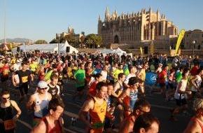 TUI AG: TUI Marathon Palma de Mallorca wird noch internationaler / Teilnehmer-rekord bei der 8. Auflage / TUI spendet 25.000 Euro für Kinder (mit Bild)