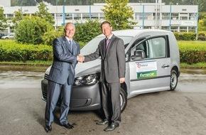 Europcar in Kooperation mit der Stiftung Cerebral: Europcar lanciert in Kooperation mit der Stiftung Cerebral eine Fahrzeugflotte für Fahrten mit Menschen im Rollstuhl