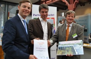 nph deutschland e.V.: nph-Solarprojekt in Haiti erhält den Buscher-Media-Zukunftspreis