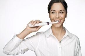 Oral-B: Auf den Mund geschaut - moderne Zahnpflegefotos von Oral-B auf OBS (mit Bild)
