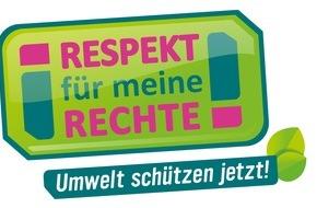 """Der Kinderkanal ARD/ZDF: KiKA-Themenschwerpunkt 2016: """"Respekt für meine Rechte! - Umwelt schützen jetzt!"""" / Sonderprogrammierung zu Natur, Klima und Artenvielfalt"""