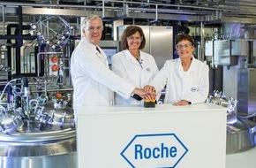 Roche Diagnostics GmbH: Roche Deutschland eröffnet am Standort Penzberg neues Produktionsgebäude für Immundiagnostika