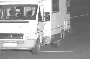 Polizeipräsidium Hamm: POL-HAM: Öffentlichkeitsfahndung - Wohnmobildieb gesucht