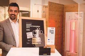 Physiotherm GmbH: Infrarot für die Dusche: Österreichisches Unternehmen Physiotherm erfindet Badezimmer neu