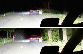 Deutscher Verkehrssicherheitsrat e.V.: Intelligentes Licht kann Unfälle verhindern