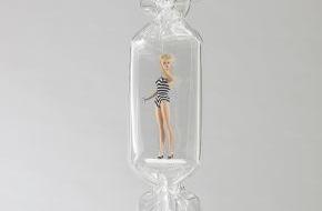 """Mattel GmbH: Sweets for my Sweet: Die """"Laurence Jenkell for Barbie"""" / Süßigkeiten-Skulptur Ausstellung im Grand Palais in Paris bis zum 22. Juni"""