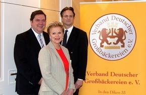 Mestemacher GmbH: Pressemitteilung Verband Deutscher Großbäckereien anlässlich der Pressekonferenz am 19. November 2015 im Parkhotel Gütersloh
