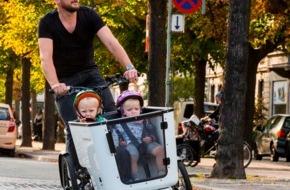 Mobilitätsakademie / Académie de la mobilité / Accademia della mobilità: carvelo - l'initiative suisse pour les vélos-cargos