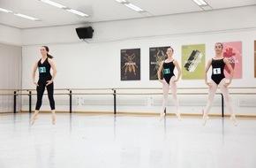 Migros-Genossenschafts-Bund Direktion Kultur und Soziales: Percento culturale Migros: concorso di danza 2015 / Giovani ballerini eccellenti (IMMAGINE)