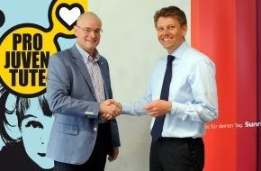 Sunrise Communications AG: Pro Juventute und Sunrise lancieren erstes kindergerechtes Prepaid-Angebot Pro Juventute Primobile