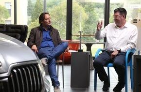 """Skoda Auto Deutschland GmbH: SKODA Chefdesigner Jozef Kaban: """"Ästhetik und Funktionalität verbinden"""""""