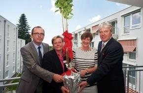 SV Group AG: Sentivo Seniorenzentrum Am Kirschbaumer Hof in Solingen feierlich eröffnet