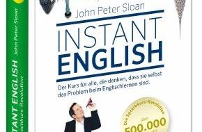 """PONS GmbH: Schmunzeln statt pauken - Englischlernen mit """"Instant English"""" von PONS"""