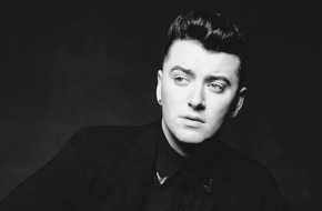 Universal International Division: SAM SMITH Tag in Deutschland: Heute live zu Gast bei Radio 1LIVE & Circus HalliGalli