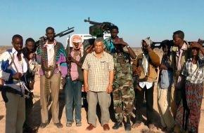 """SWR - Das Erste: """"Der gefährlichste Film meines Lebens"""" Reportage von Ashwin Raman über die Piraterie vor Somalias Küsten am 27. August 2012, 22.45 Uhr im Ersten"""