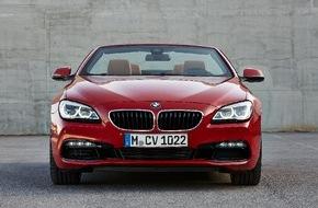 BMW Group: Die neue BMW 6er Reihe