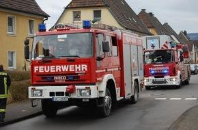 Feuerwehr Attendorn: FW-OE: Sirenenalarm in der Hansestadt Attendorn - gemeldeter Dachstuhlbrand bestätigte sich nicht