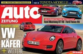Bauer Media Group, AUTO ZEITUNG: Automarken im Test: Honda bietet seinen Kunden die beste Qualität, Porsche den besten Service / 29 Automobil-Marken im Qualitäts-Report der AUTO ZEITUNG