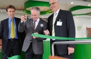 VSG / ASIG: Il Ministro dell'ambiente inaugura la mostra sul gas naturale