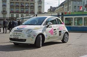 qiibee ag: «Autofahren fast gratis.» - Das Start-up-Unternehmen «qiibee ag» macht es möglich