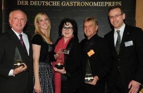Warsteiner Brauerei: Deutscher Gastronomiepreis 2011 an Top-Gastronomen aus Köln und Kühlungsborn (mit Bild)