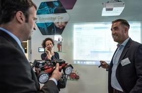 Capgemini: Capgemini eröffnet Innovation Lab in München zur Digitalisierung von Produkten und Services / Weltweites Netzwerk für Applied Innovation Exchange erweitert
