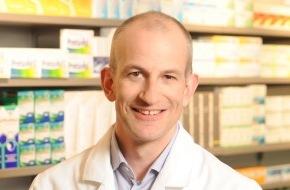 pharmaSuisse - Schweizerischer Apotheker Verband / Société suisse des Pharmaciens: pharmaSuisse, la Société Suisse des Pharmaciens, a élu Fabian Vaucher nouveau président (IMAGE/ANNEXE)