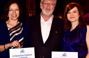Constantin Film: Doppelter Branchentiger: Constantin Film 2015 erfolgreichster Produzent und Verleiher deutscher Filme