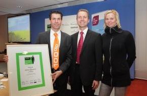 """Capital, G+J Wirtschaftsmedien: """"Greentech Manager des Jahres"""" von 'Capital': Fred Jung und Matthias Willenbacher, Vorstände der juwi Holding AG, sind die Preisträger des Jahres 2009"""