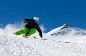 Schilthornbahn AG: Mürren - Schilthorn: Perfekte Pulverschneepisten und Winterspass am Schilthorn / Schneezauber im höchstgelegenen Skigebiet im Berner Oberland