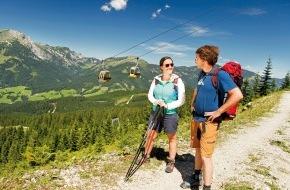 Russbacher Schilift GesmbH & Co: Wanderkompetenz + Wohlfühlfaktor = Die Wanderspezialisten in Dachstein West