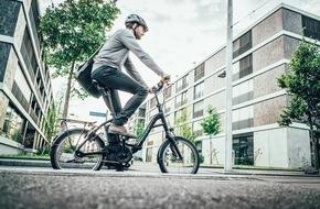 pressedienst-fahrrad gmbh: Urbane Fahrradtrends 2016: Falten, klappen, schieben
