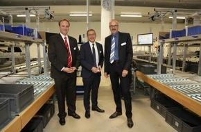 Debrunner Acifer AG: Debrunner Acifer: Modernes Logistikcenter in Kölliken eingeweiht