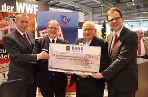 Landesfeuerwehrverband Schleswig-Holstein: FW-LFVSH: 63.000 Euro für Jugendfeuerwehren im Norden