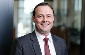 Aargauische Kantonalbank: Marc Hunsperger wird neuer Regionaldirektor der Aargauischen Kantonalbank für Baden/Wettingen