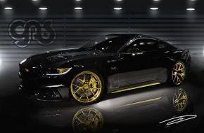 Ford-Werke GmbH: Der neue Ford Mustang: Zahlreiche Custom-Versionen debütieren auf der SEMA Show 2014 in Las Vegas