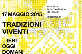 Verband der Museen der Schweiz VMS: Una Giornata dei musei dedicata ai beni culturali viventi (IMMAGINE)