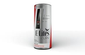 JT International Germany GmbH: Neu und innovativ: E-Lites Curv / JTI führt als erstes internationales Tabakunternehmen eine E-Zigarette in Deutschland ein