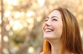 Schweizerische Zahnärzte-Gesellschaft SSO: Giornata mondiale della salute orale: sorridi alla vita (IMMAGINE)