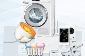 COMPUTER BILD: Smart Home Apartment von COMPUTER BILD und Telekom: Die intelligenteste Wohnung Deutschlands