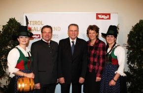 Tirol Werbung: Tirol präsentiert sich anlässlich der YOG als Gastgeber von Weltformat